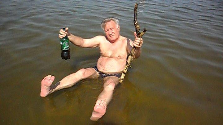 ОСЕНЬ В КУРСКОЙ ОБЛАСТИ... Кто поплывёт за Клинским? Кучатовское море +31 на суше, +31 вода! Курчатов 02.09.2018