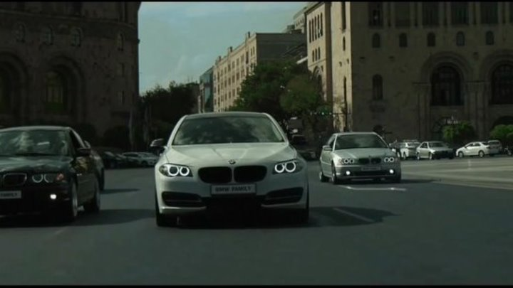 BMW Cars Welcome To BMW Armenia Family - #Started BMW Armenia Commercial Ads