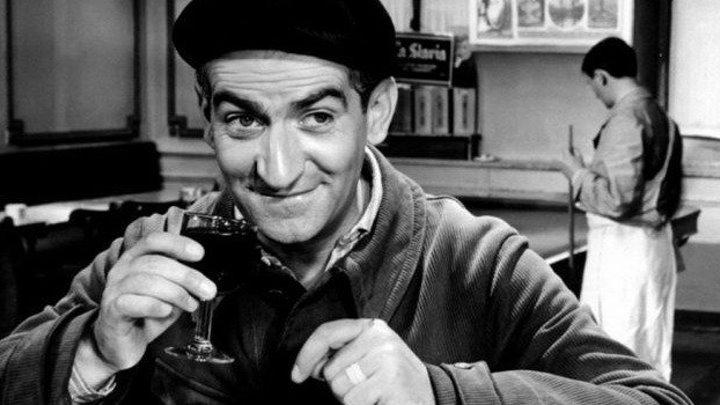 Такси, прицеп и коррида (1958)