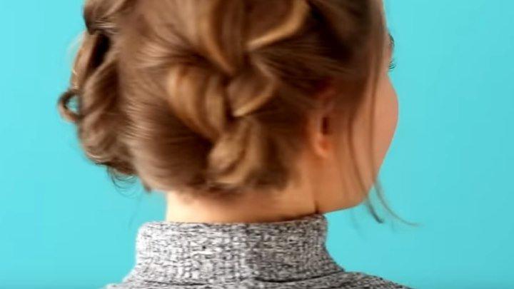 5 Причесок на короткие волосы! Супер идеи!