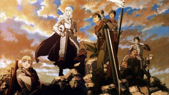 <<Чёрный Мечник >> 1 - Серия (1998 - HD 720p) Для Зрителей Старше (21+)