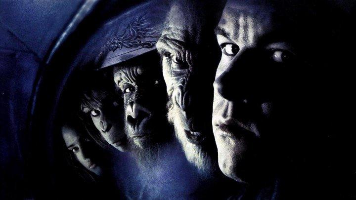 Планета обезьян 2001 (фантастика, боевик, триллер, приключения)