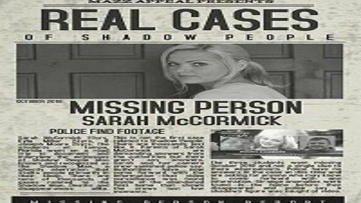 Люди-тени история исчезновения Сары МакКормик (2019) ужасы, триллер, детектив