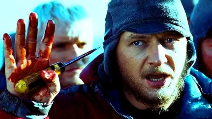 Новая Земля HD(фантастика, боевик, драма)2008