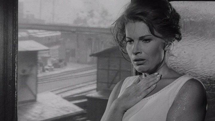 Молчание / Tystnaden (1963)