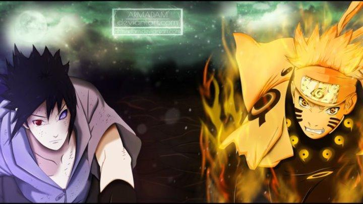 Все техники из аниме НАРУТО ; часть 3 ; серии 4-9 (1 сезон)
