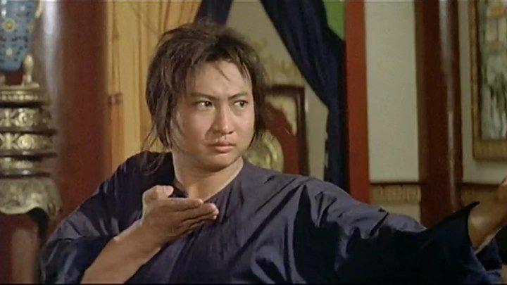 худ.фильм ушу(кунфу) драматический боевик(есть сцены изнасилования,rape): The Iron Fisted Monk(Монах с железным кулаком)- 1977 г