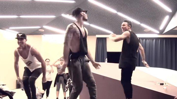 Despacito ft. Daddy Yankee. Как они танцуют круто!!!