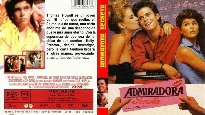 Тайный поклонник (1985) 18+