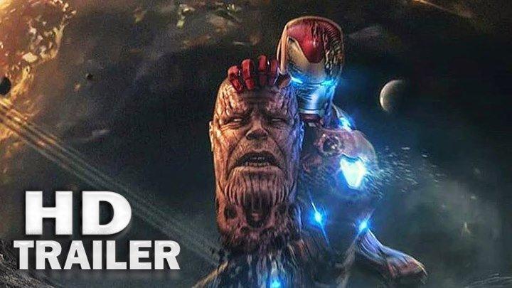 🔴 Мстители 4: Финал — Русский ролик с Супербоула (2019)