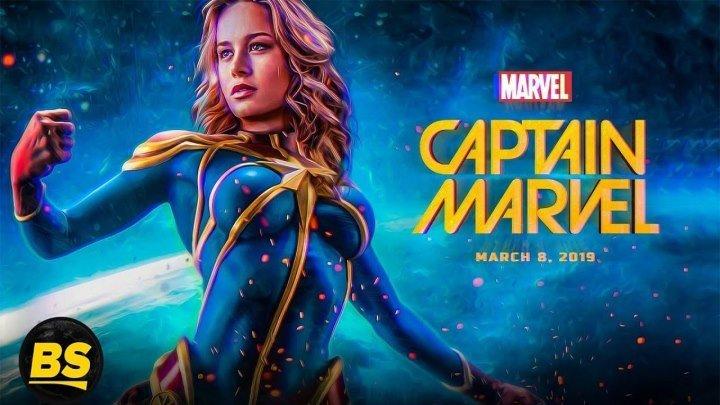 🔴 Капитан Марвел — Русский ролик с Супербоула (2019)