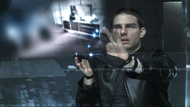 Особое мнение / Minority Report, 2002. фантастика, боевик, триллер,
