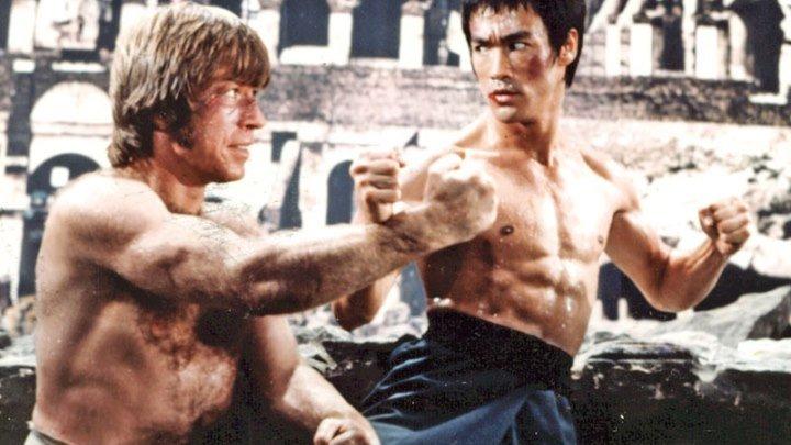 Путь дракона / Meng long guo jiang (1972). боевик, триллер, драма, приключения