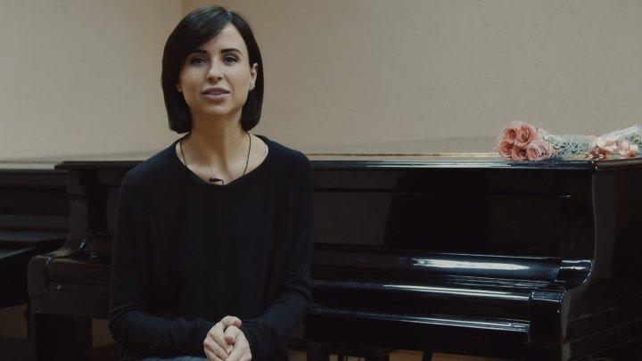 Актриса Мирослава Карпович встретилась с учениками Гимназии искусств в Сыктывкаре