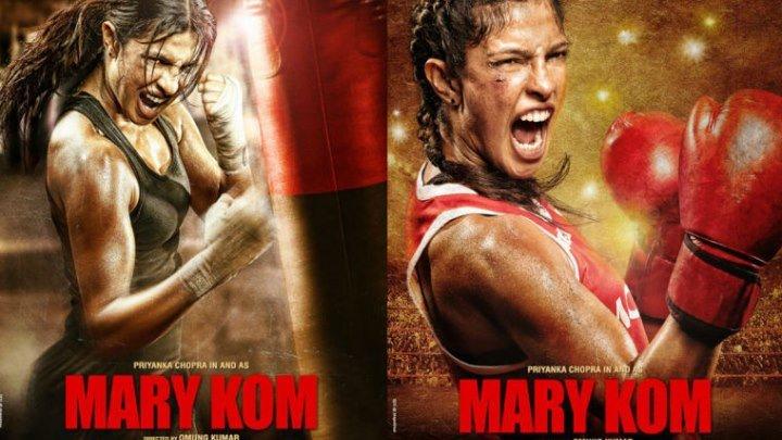 фильм Мэри Ком (2014) Индия.
