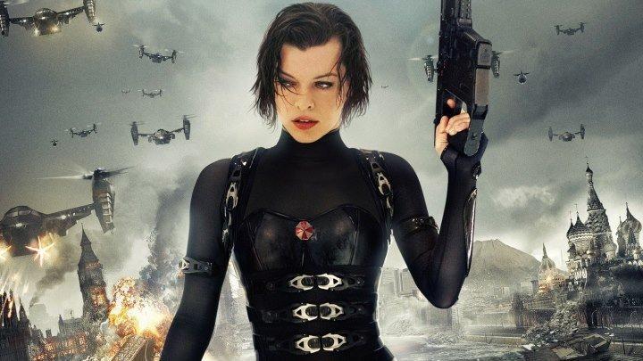 Обитель зла (2002) Resident Evil