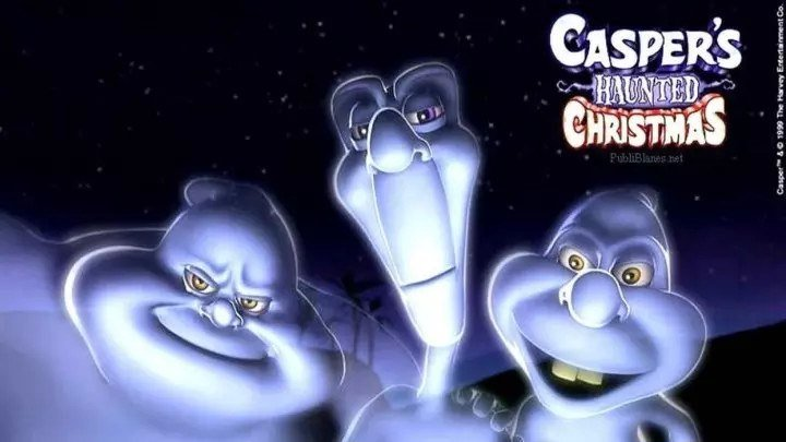 Каспер. Рождество призраков (2000)