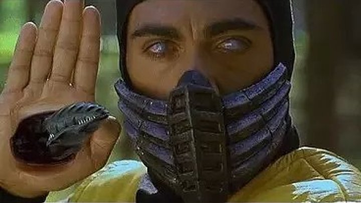 Смертельная битва - Mortal Kombat (1995) фантастика, фэнтези, боевик, триллер, приключения