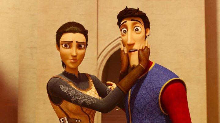 Pаспрекрасный принц 2OI8 мультфильм, мюзикл, фэнтези, комедия