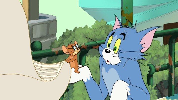 Том и Джерри Гигантское приключение. мультфильм