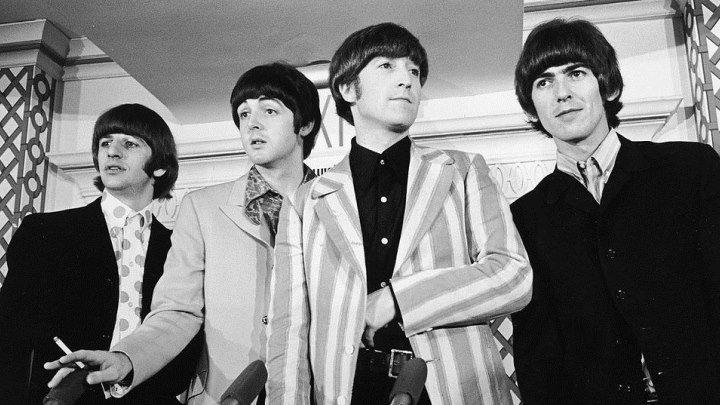 The Beatles - Baby's In Black (1964)