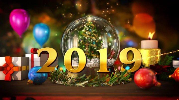 Большой сборник песен на Новый 2019 год! Отдохните и Послушайте))