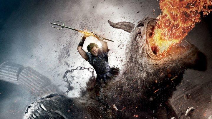 Гнев титанов HD(фэнтези, боевик, приключения)2012