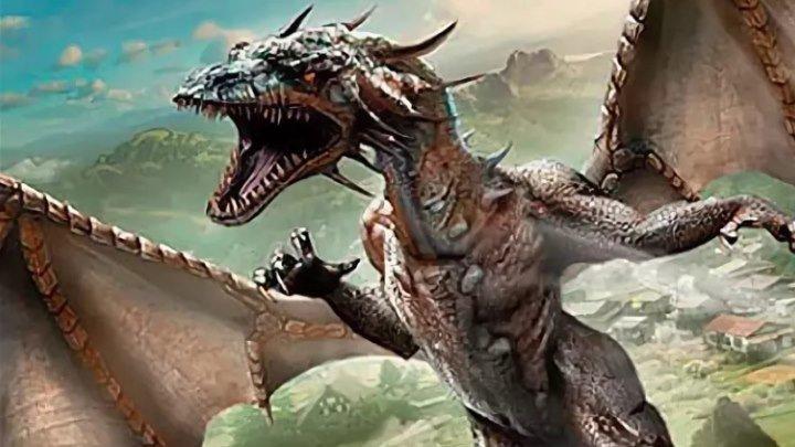 Проклятый дракон 2009 Канада ужасы, фантастика, фэнтези, триллер