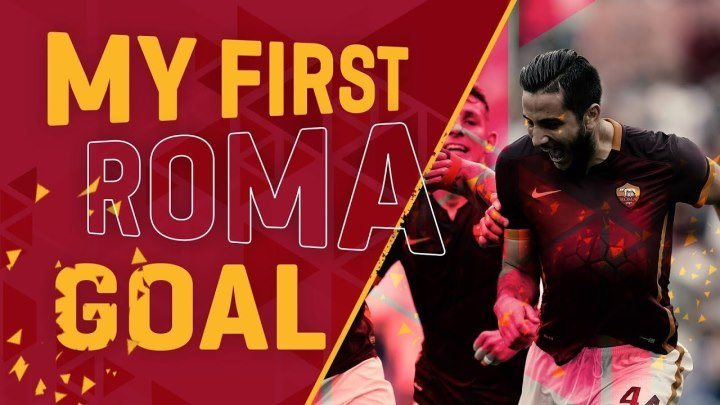 My First AS Roma Goal: Manolas v Carpi