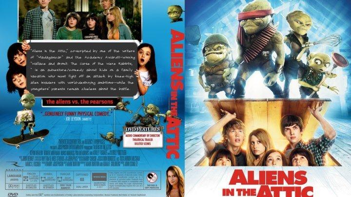фильм Пришельцы на чердаке (2009)