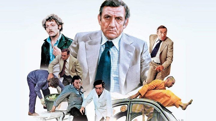 Прощай полицейский 💢 Детектив 1975 ⋆ Франция ⋆ Русский ☆ YouTube ︸☀︸