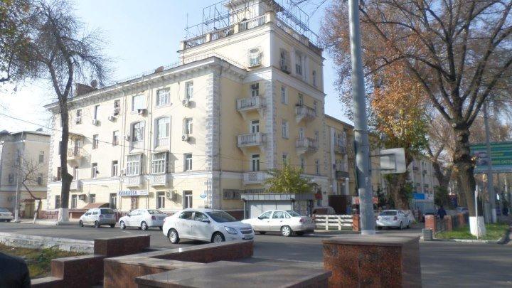 Ташкент земля моя любимый город мой- Монтаж Закир Касымов 2018г