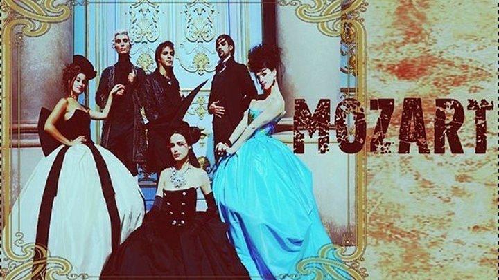 Моцарт. Рок-опера / Mozart L'Opéra Rock (2010, рок-опера, мюзикл)