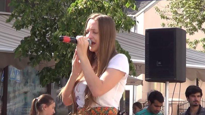 Девушка просто божественно спела!!! Супер!!!