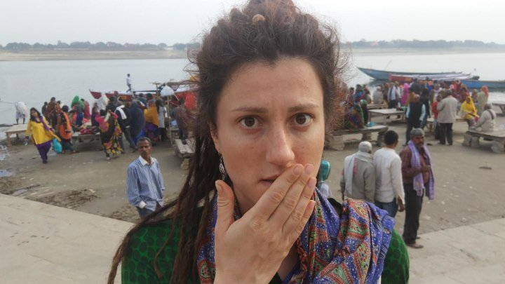 Индия, город смерти Варанаси