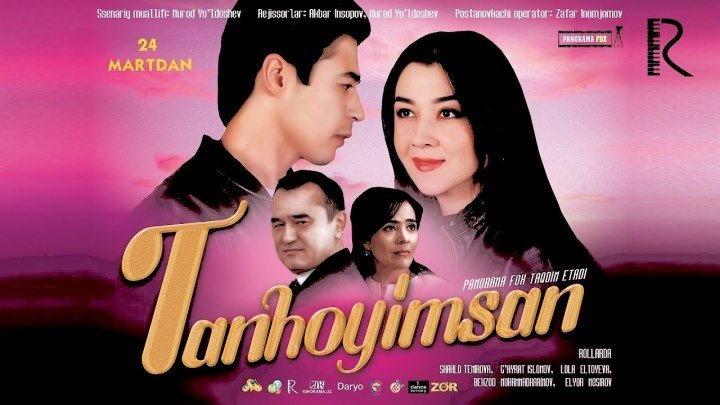 Tanhoyimsan (o'zbek film) - Танхойимсан (узбекфильм) 2018.
