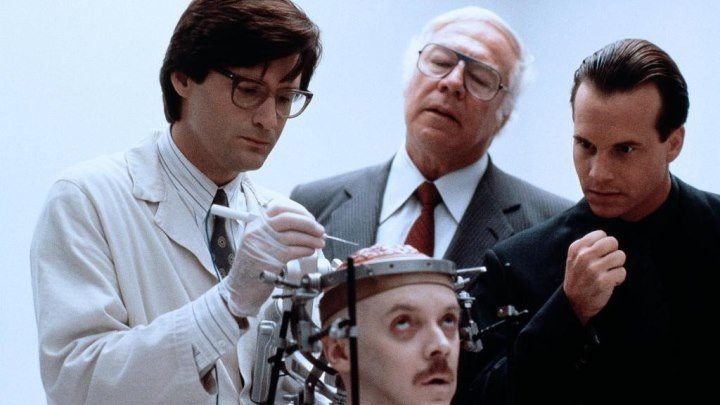ужасы, фантастика-Мертвый мозг.(1990).BDRip-AVC