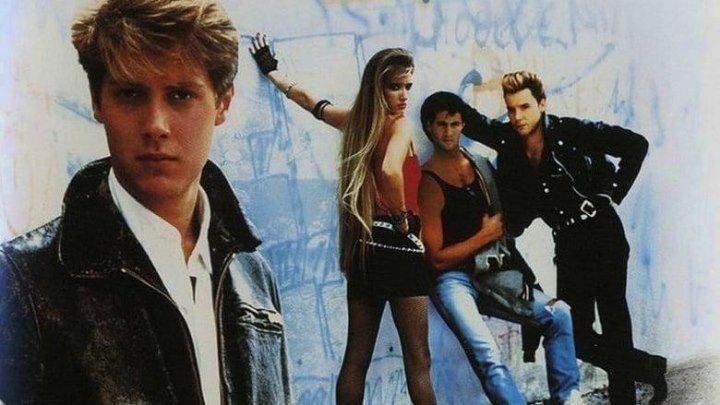 Крепкий парень: Стенка на стенку (молодежная драма с Джеймсом Спэйдером и Робертом Дауни-млад.) | США, 1985