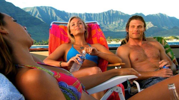 Добро пожаловать в рай! 2: Риф (2009) боевик, триллер, приключения