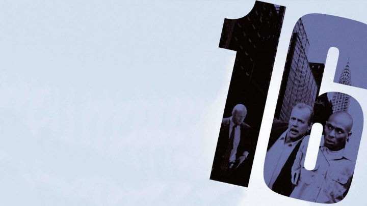 16 КВАРТАЛОВ.Жанр: боевик, триллер, драма Страны: США, Германия Режиссёр: Ричард Доннер. Актёры Брюс Уиллис Джек Моусли Mos Def Эдди Банкер Дэвид Морс детектив Фрэнк Нагент