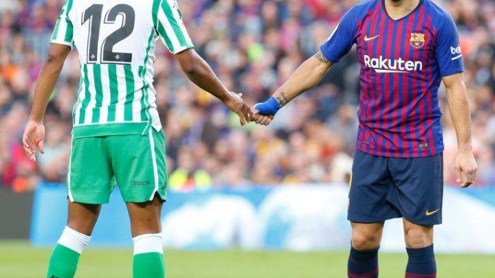 Барселона 3:4 Бетис
