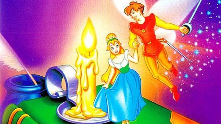 Дюймовочка (1994) (BDRip-720p) AVO (Алексей Михалев) мультфильм, мюзикл, фэнтези, мелодрама, семейный