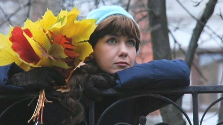 АРТУР А любовь осенняя Кадры из фильма Сильная слабая женщина