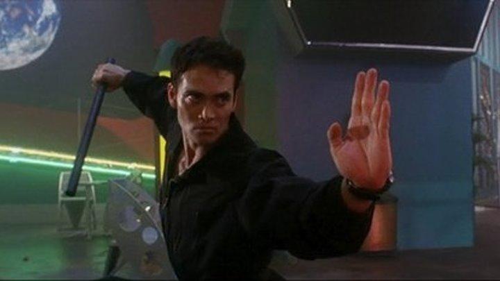 Драйв 1997 - фантастика боевик