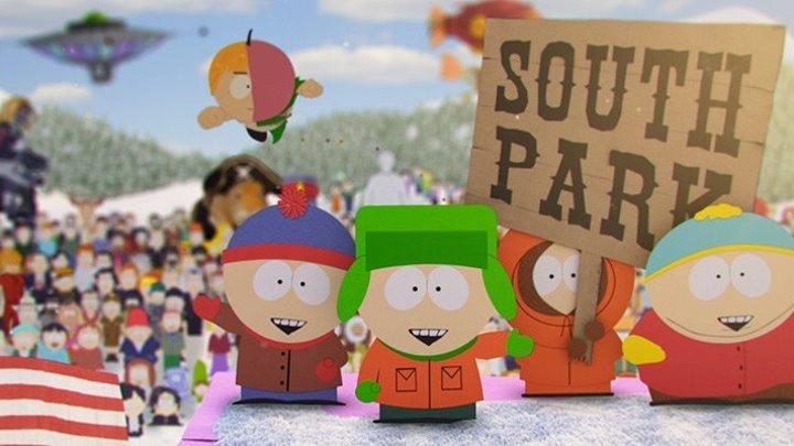 Южный парк 22 сезон 1 серия