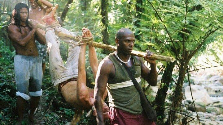 Туристас (2006) детектив приключения триллер ужасы