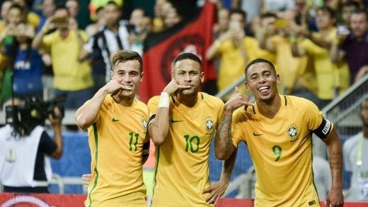 Brazil 2018 ● The Magic is Back ● Neymar ● Coutinho ● Gabriel Jesus ● Willian ●
