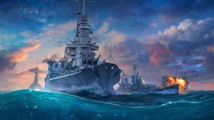 ЛУЧШИЕ МОРСКИЕ БАТАЛИИ! - World of Warships