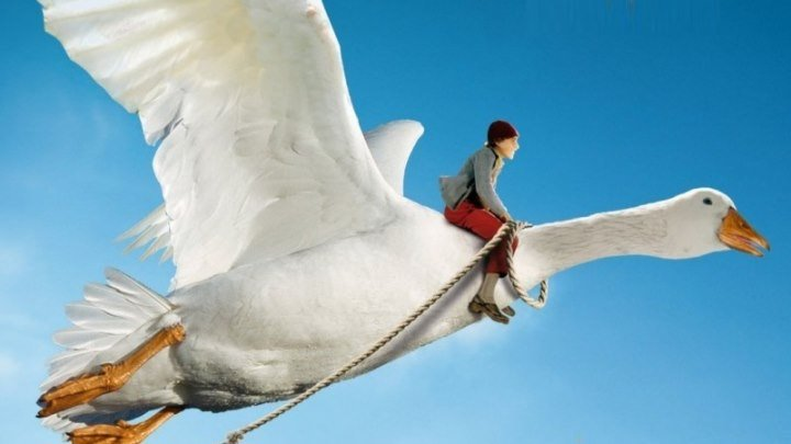 Чудесное путешествие Нильса с дикими гусями (1 серия из 4) / Nils Holgerssons wunderbare Reise / 2011 / HDTV (1080i)