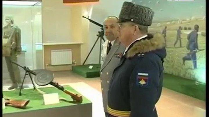 В 100-летний юбилей рязанские десантники открыли 3 музея. ГТРК Ока.